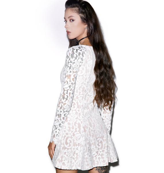 Stylestalker Juliet Lace Dress