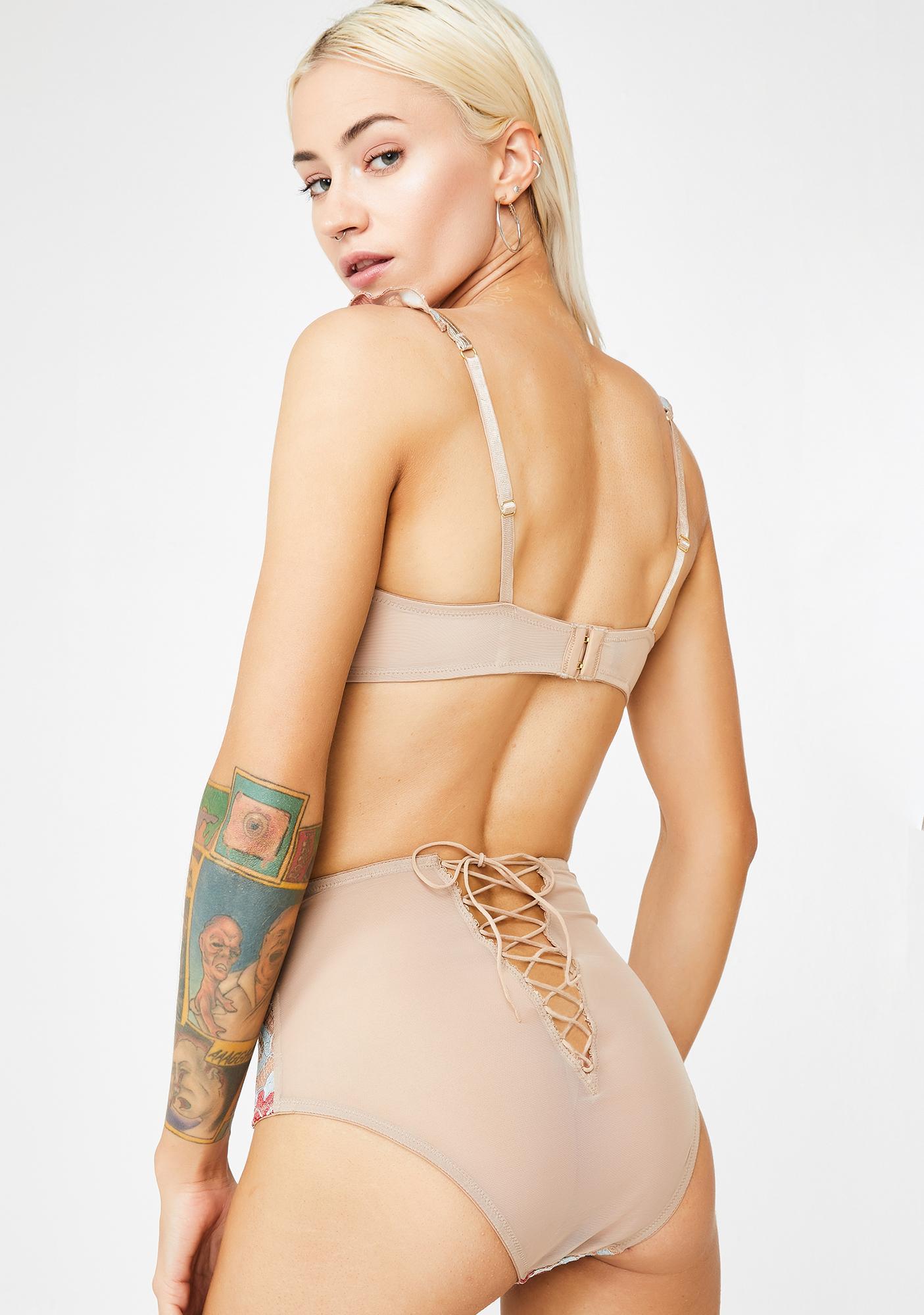 Got You Sprung Lace Panties