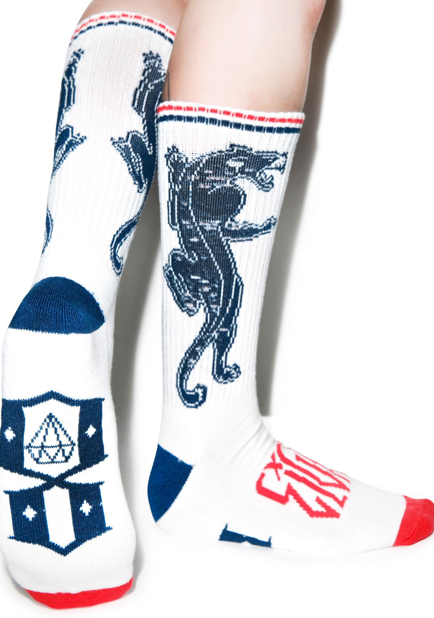 Rebel8 Prowler Socks