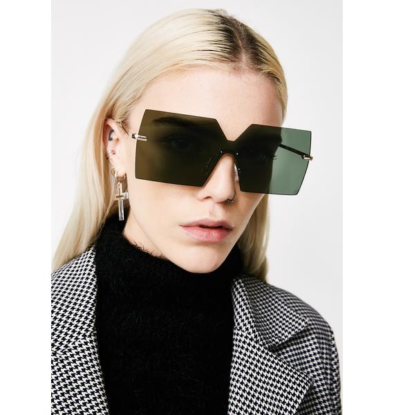 Cutting Corners Sunglasses