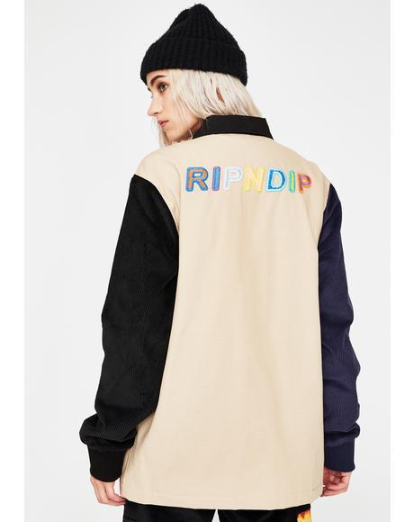 Prisma Military Jacket