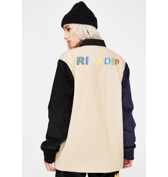 RIPNDIP Prisma Military Jacket