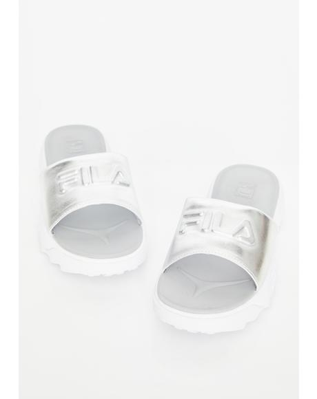 Disruptor Metallic Slides