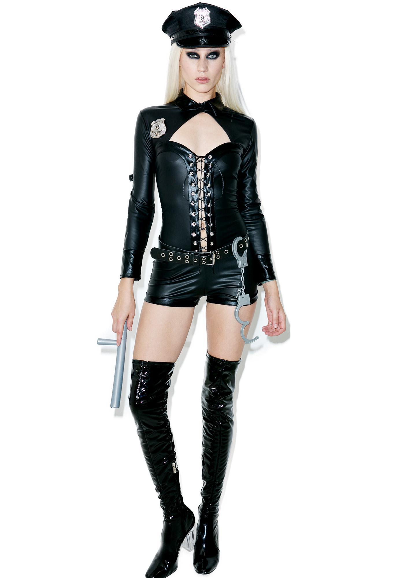 Code 4 Costume Set