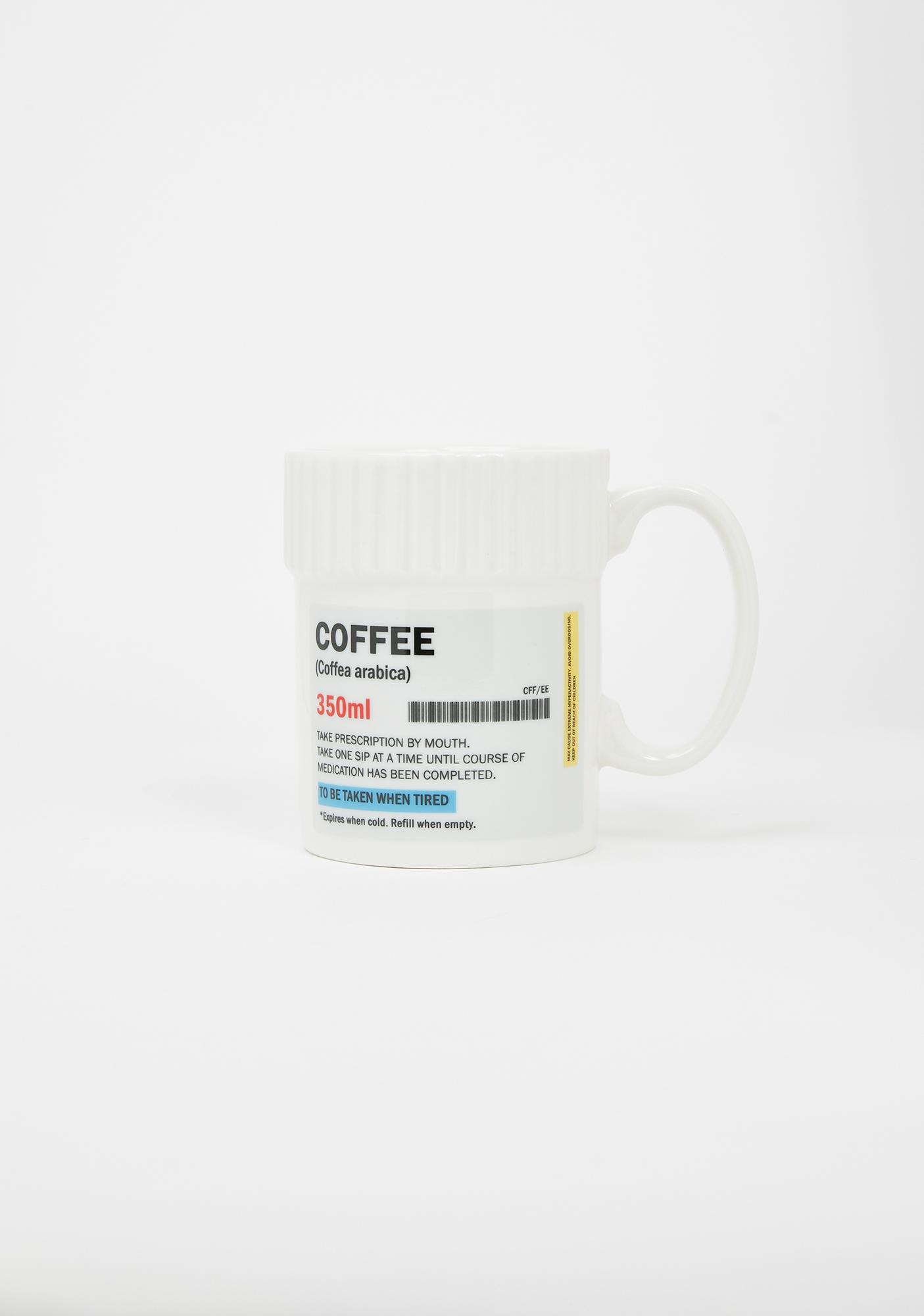 Morning Medicine Coffee Mug