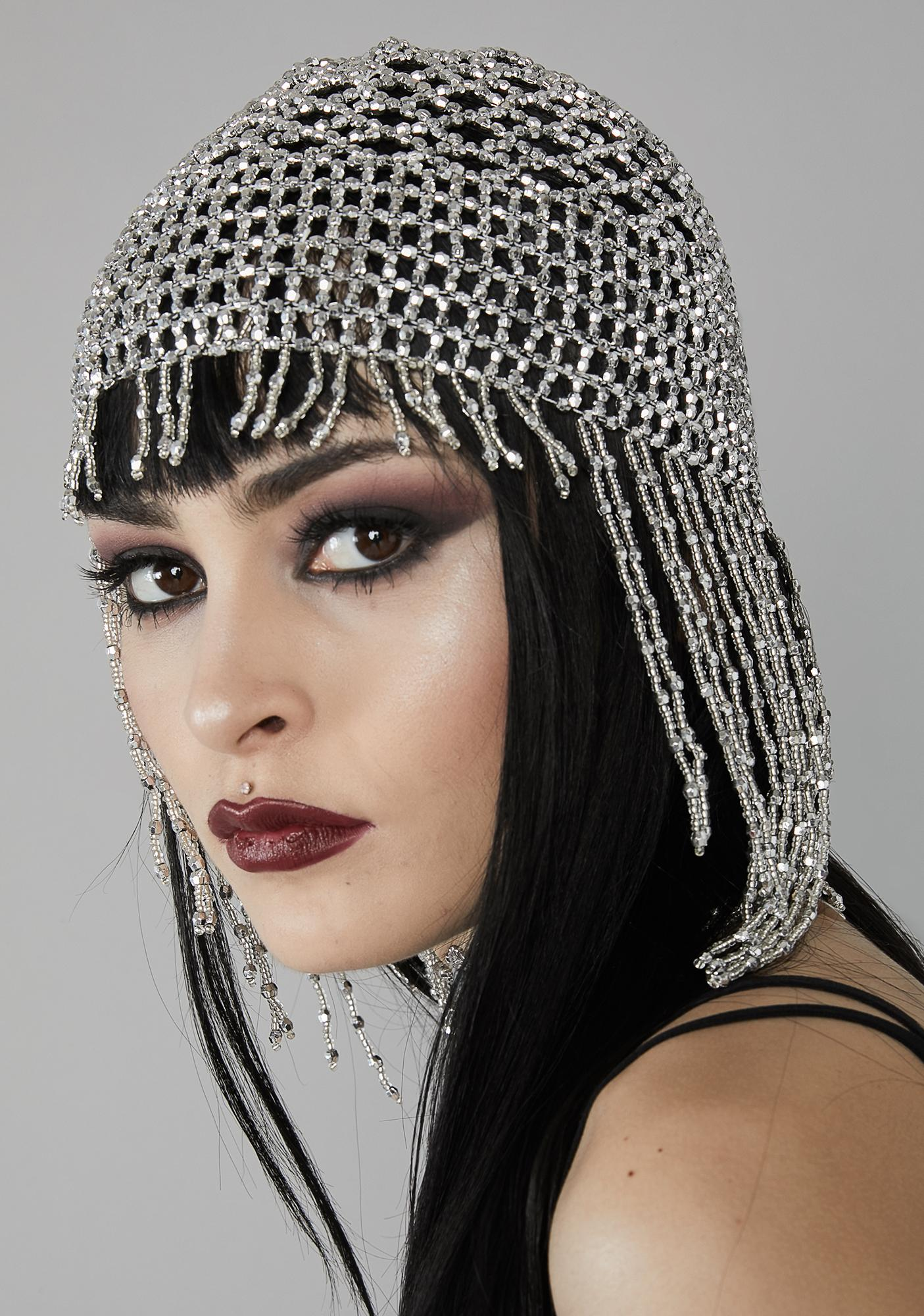 Kiki Riki Eternal Goddess Beaded Headpiece