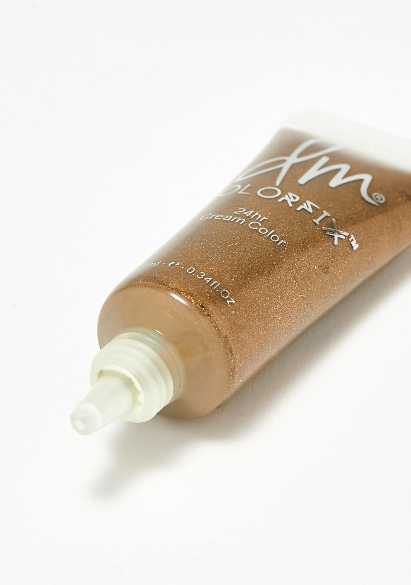 Danessa Myricks Beauty Muse Colorfix 24hr Metallic Cream
