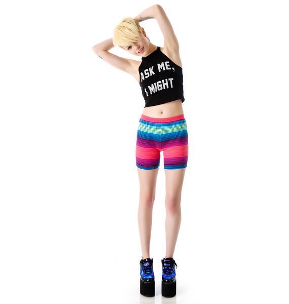 Shown To Scale Josie Bike Shorts