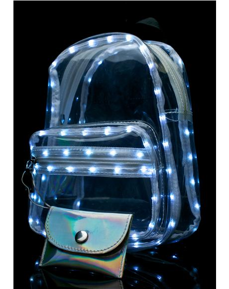 Light Show Mini Backpack