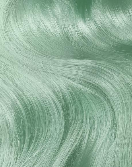 Mint Ice Unicorn Hair Dye