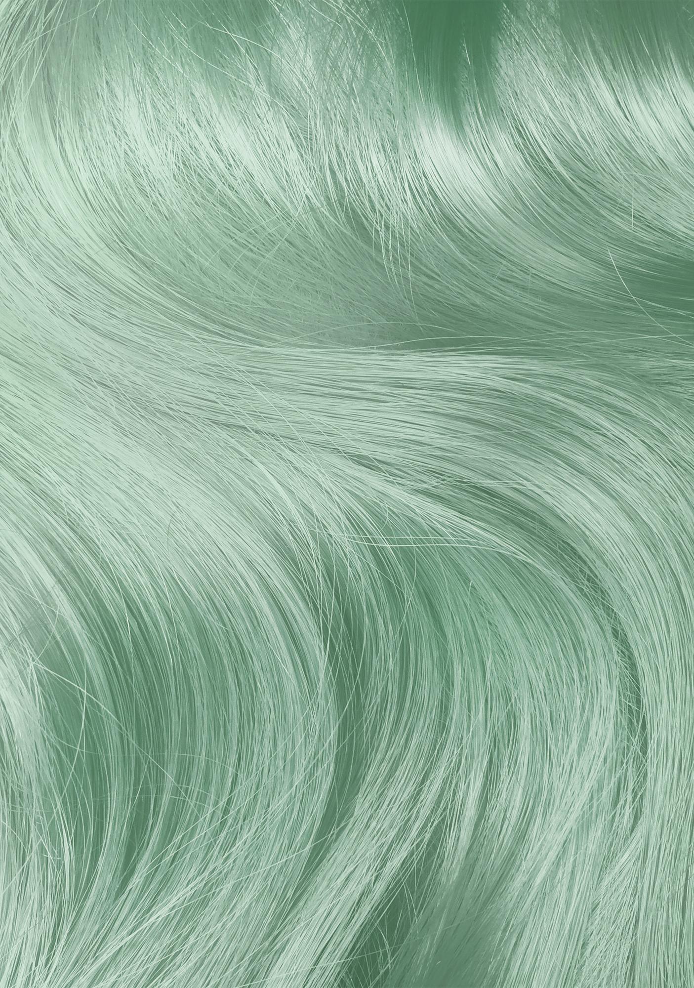 Lime Crime Mint Ice Unicorn Hair Dye