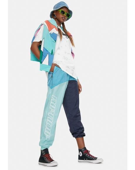 Chroma Colorblock Pants