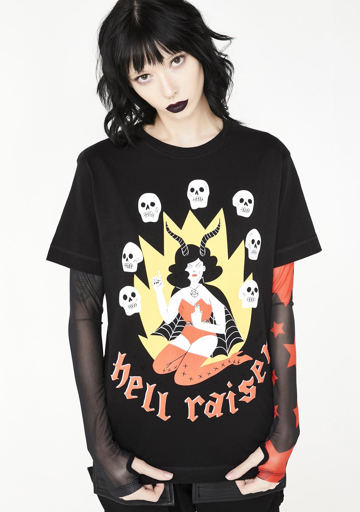 Disturbia Hell Raiser T-Shirt