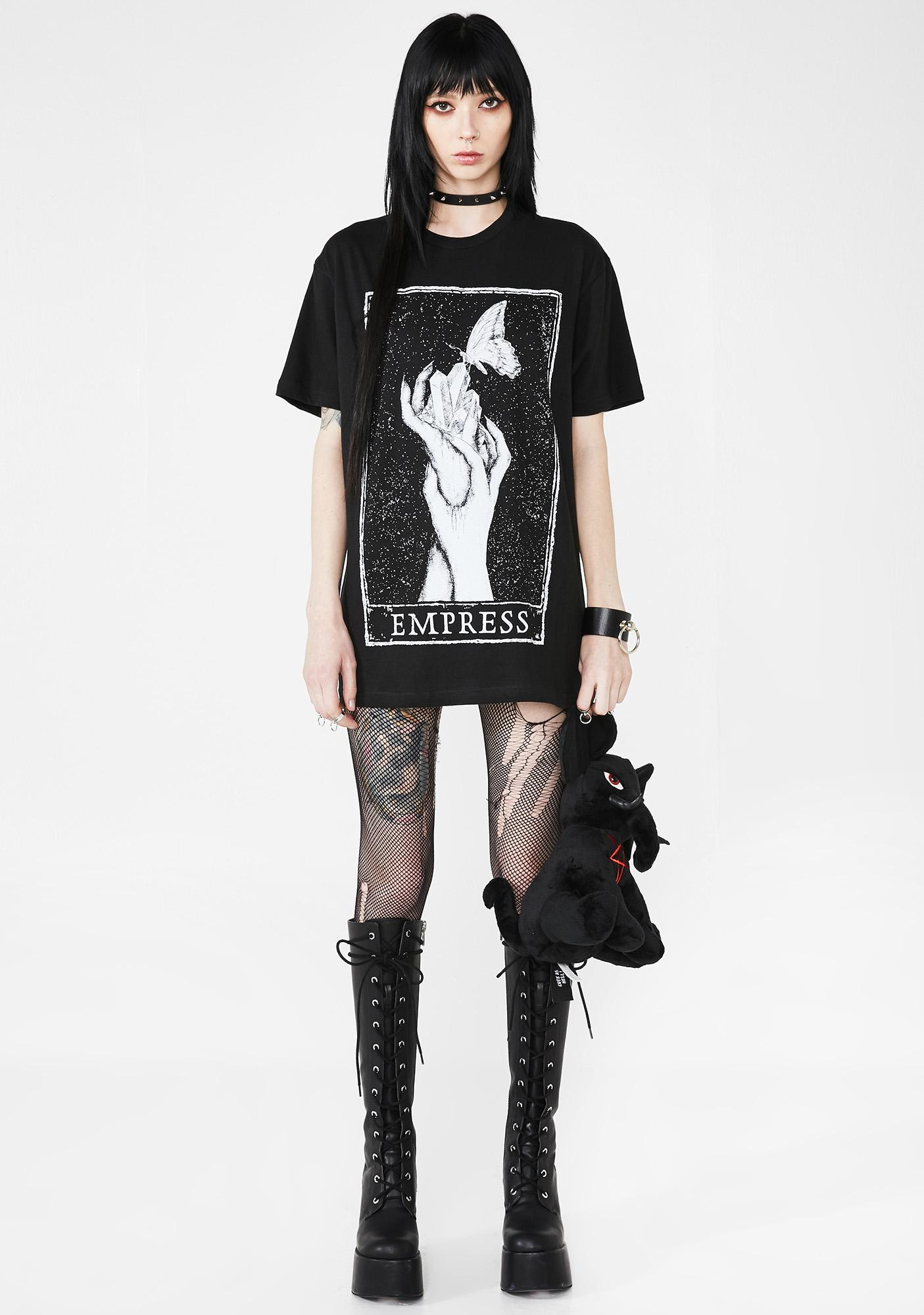 Mortus Viventi Empress T-Shirt