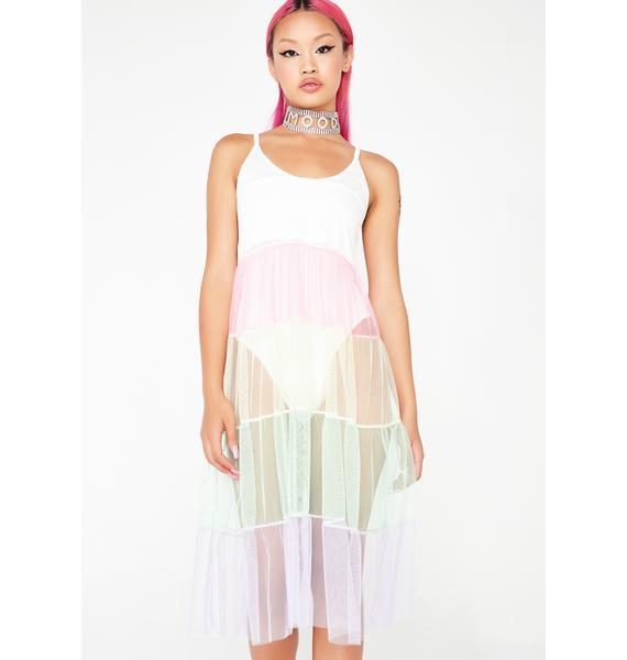 Fairy Visionz Rainbow Dress