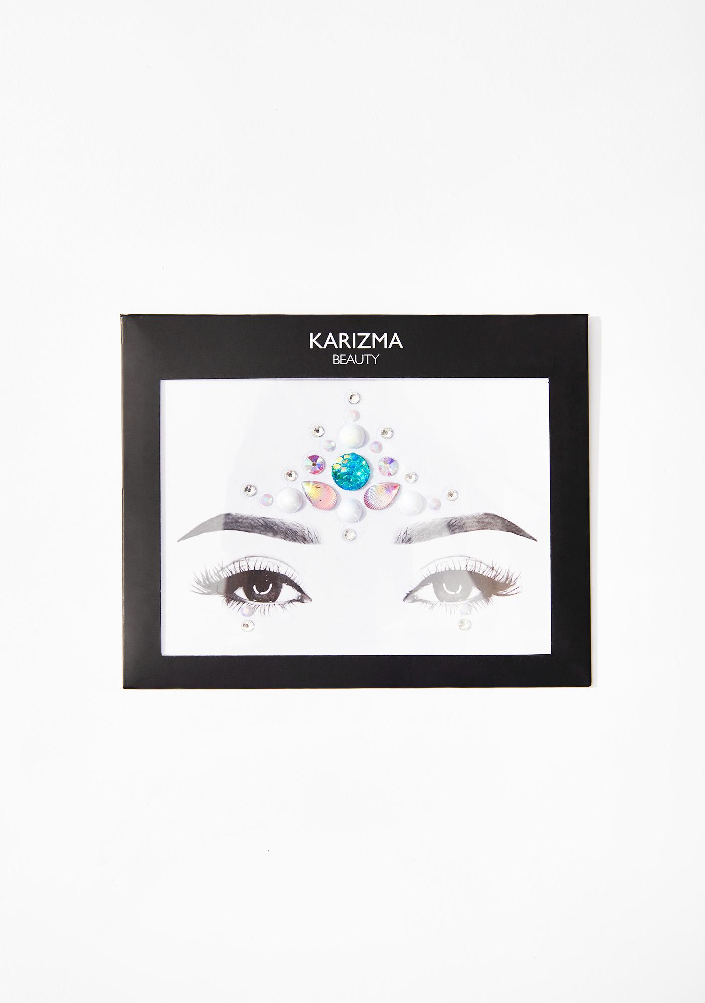 Karizma Beauty Mermaid Face Jewel Headpiece