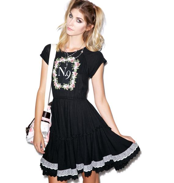 Wildfox Couture Highland Fling Romantic Dress