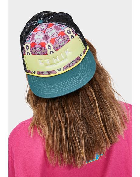 Festival Snapback Hat