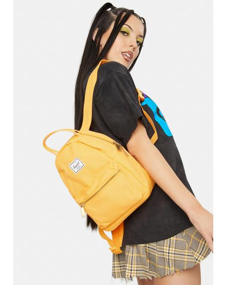 Blazing Orange Mini Nova Backpack