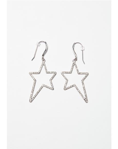 You're A Rockstar Earrings