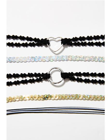 Give A Glare Choker Set