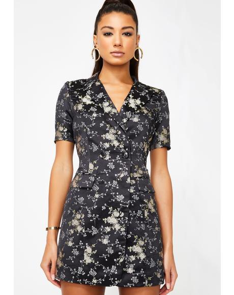 The Danielle Blazer Dress
