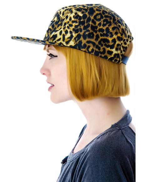 5 Paneled Sport Hat