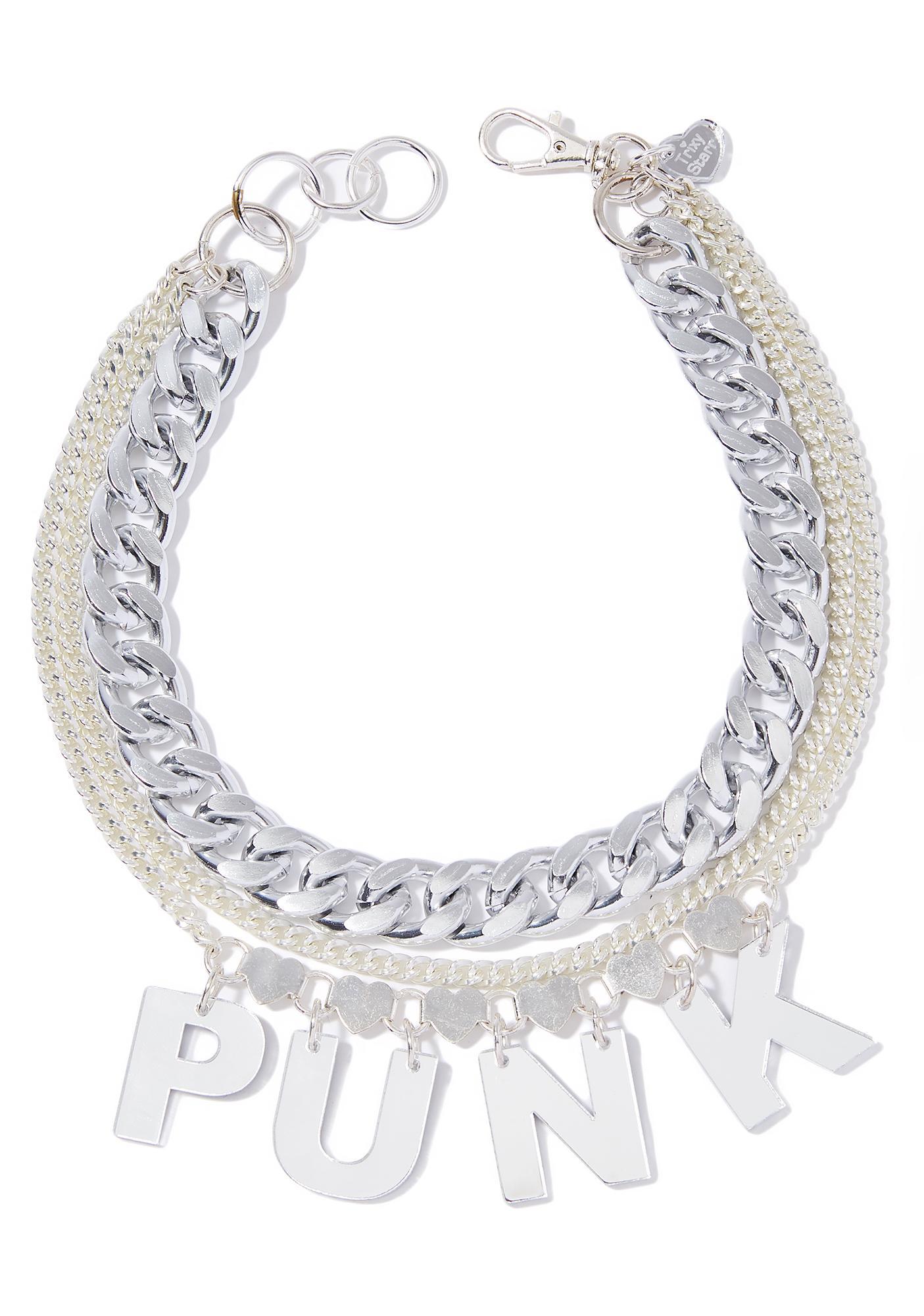 Trixy Starr Punk Necklace