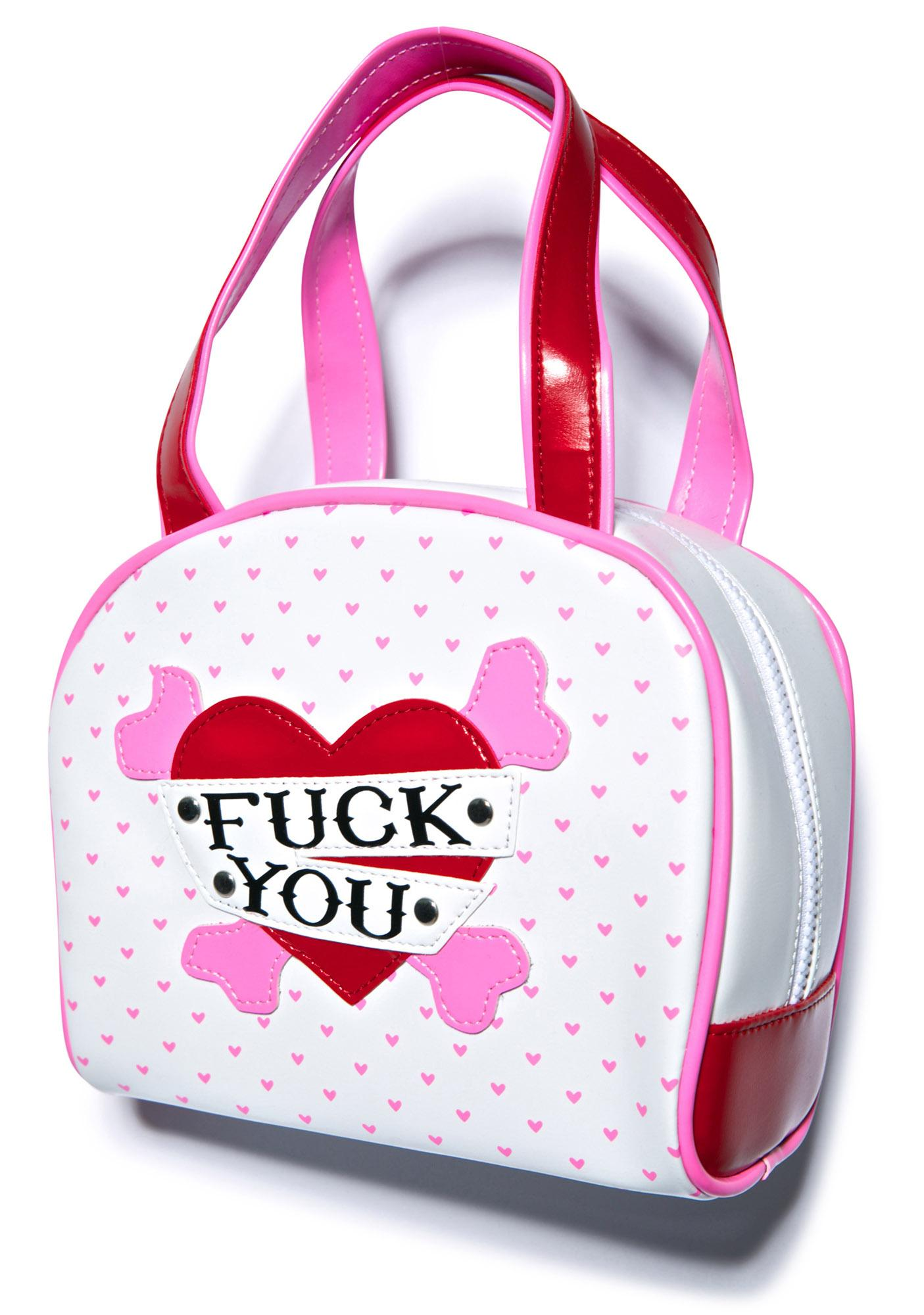 My Fukken Valentine Bag