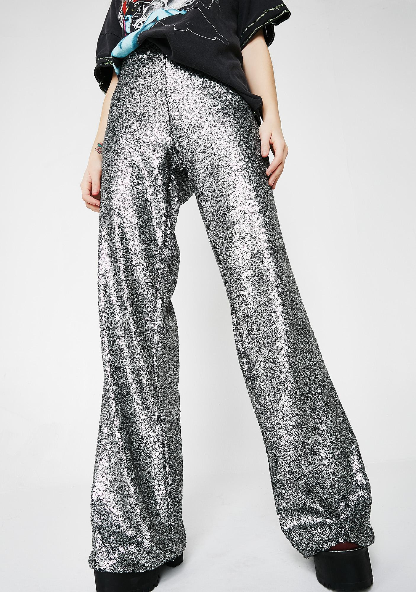 Motel Metal Prague Trousers