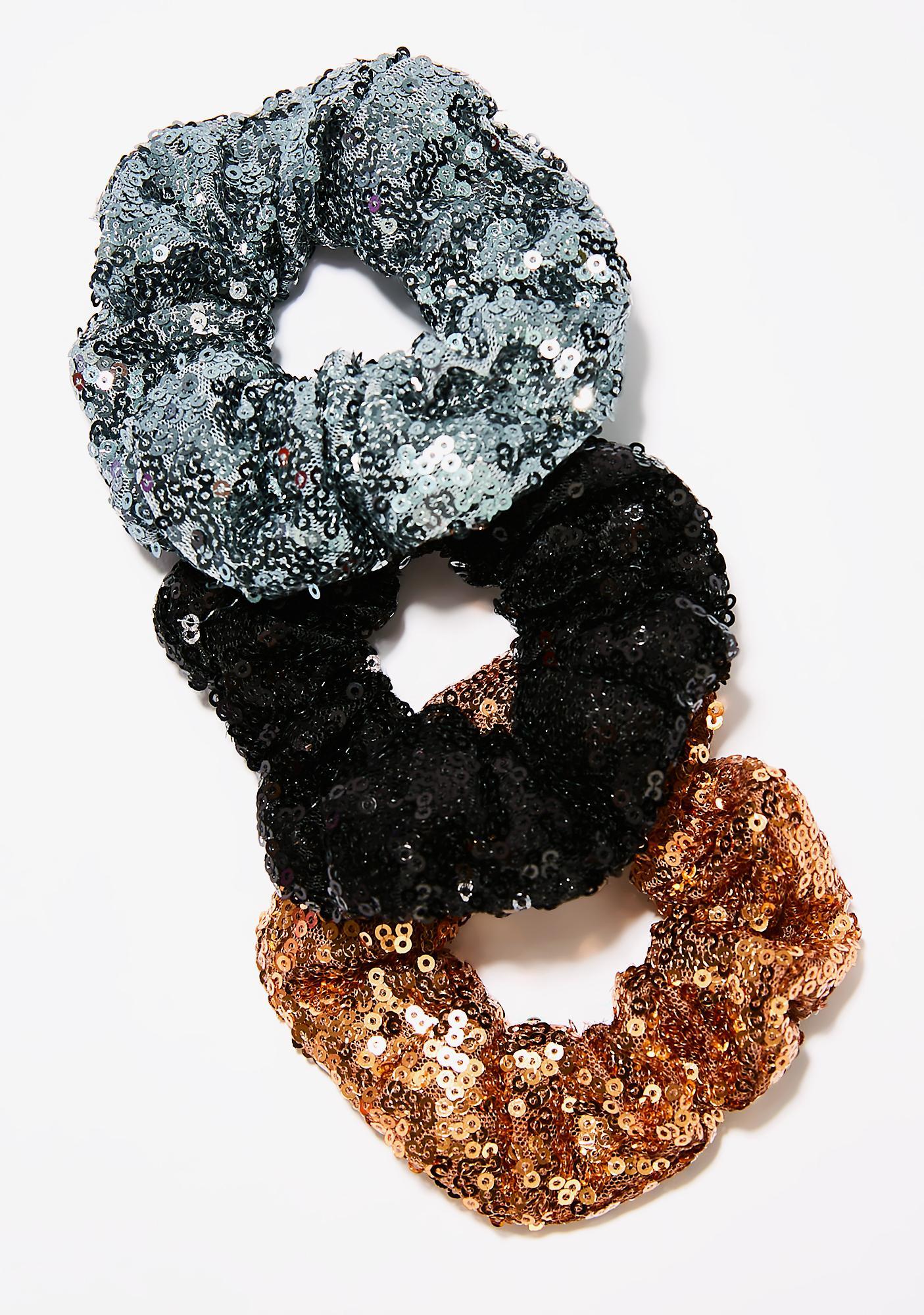 Get Glam Scrunchies