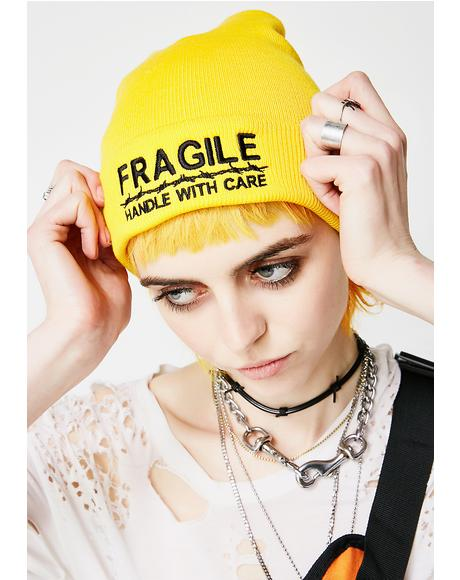 Handle With Care Beanie