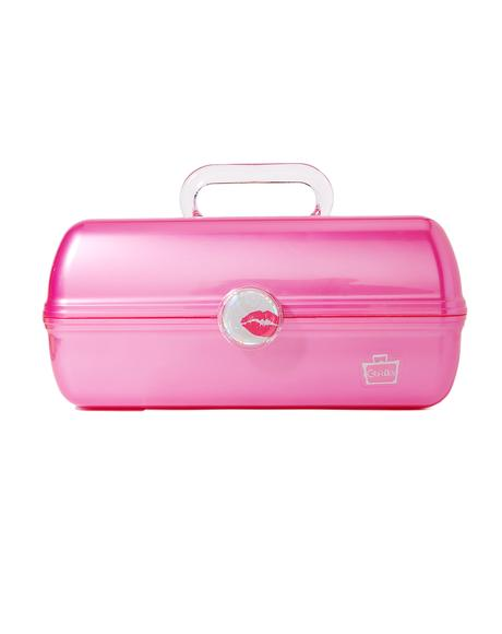 Babe On The Go Girl Makeup Case