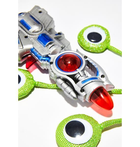 Space Ranger Toy Gun