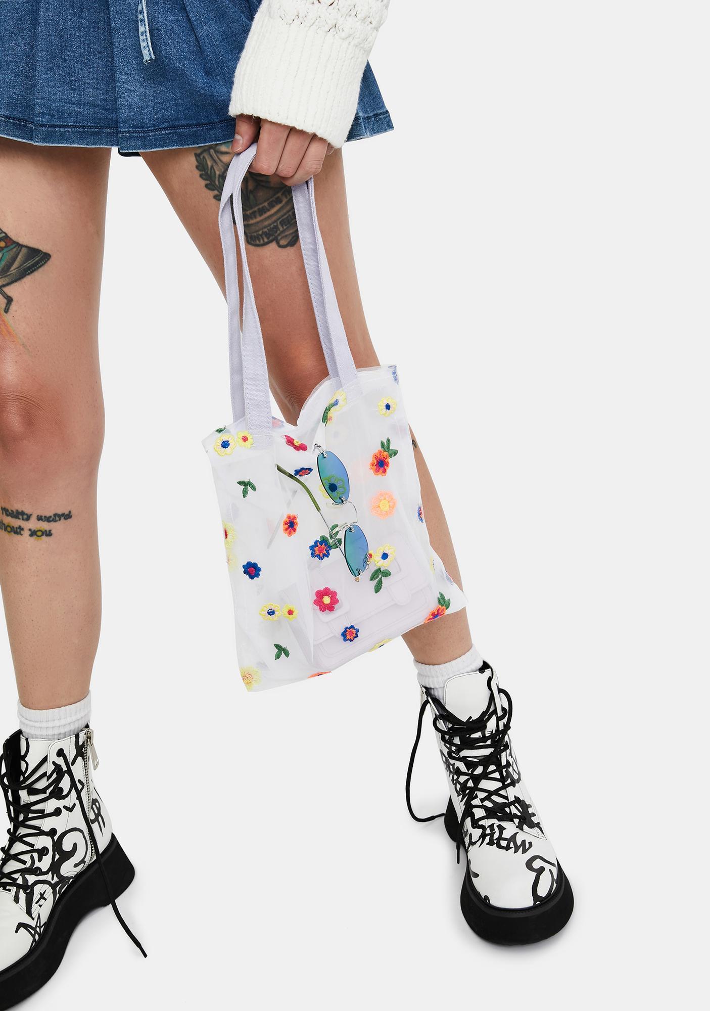 Efflorescence Mini Tote Bag