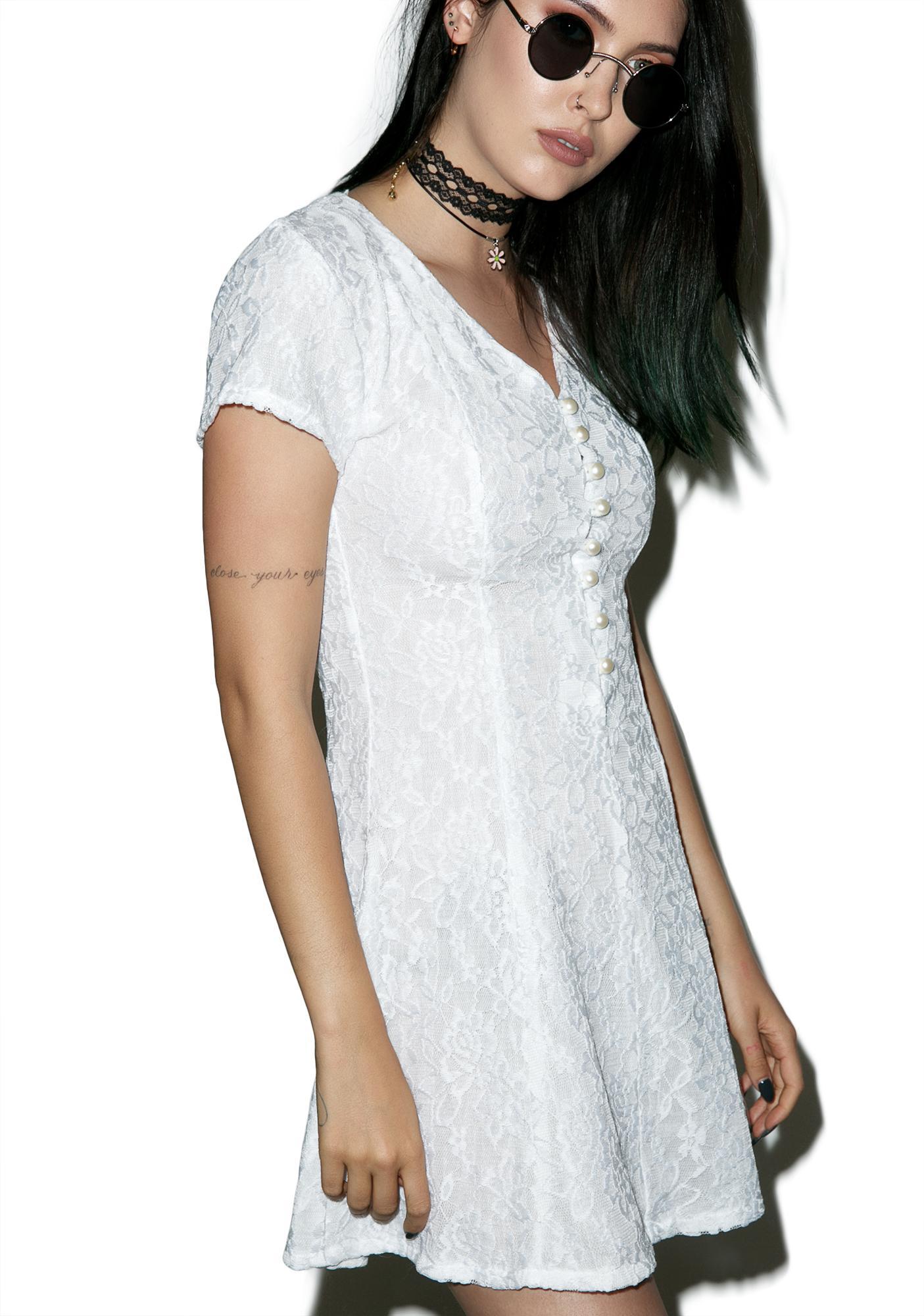 Valfré Gabrielle Lace Dress