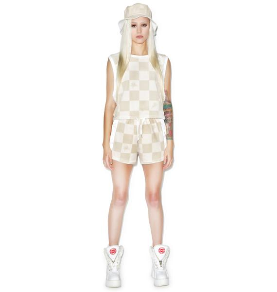 Joyrich Boxed Angel Tank Top