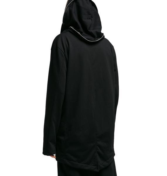 MNML Gonzo Hooded Coat