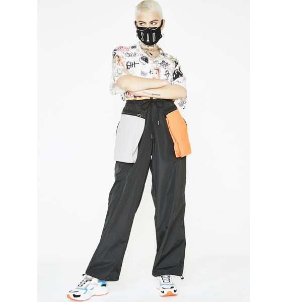 No Discussion Track Pants