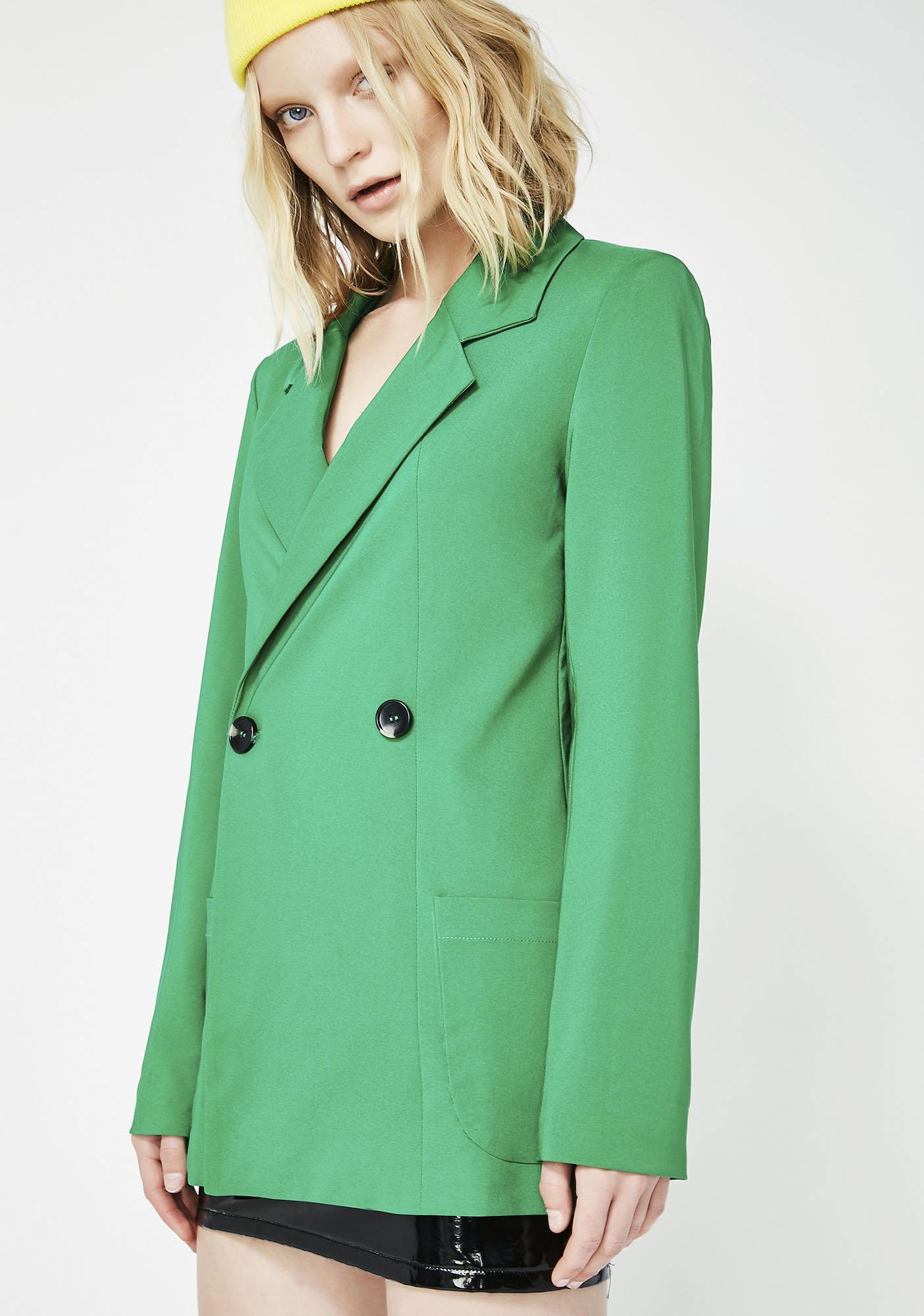 Top Notch Babe Coat