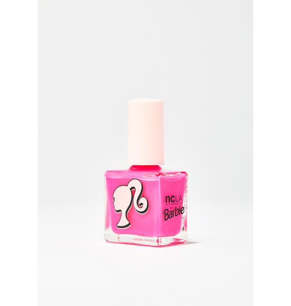 NCLA Barbie Pink Nail Lacquer