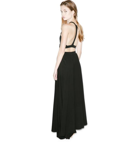 Groceries Apparel Madison Maxi Skirt