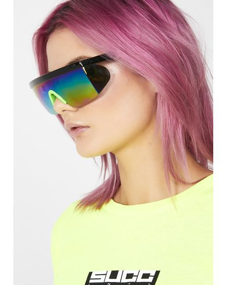 Turbo Thot Shield Sunglasses