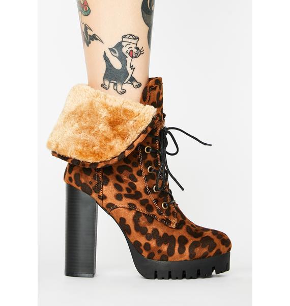 Savage Total Bummer Platform Boots