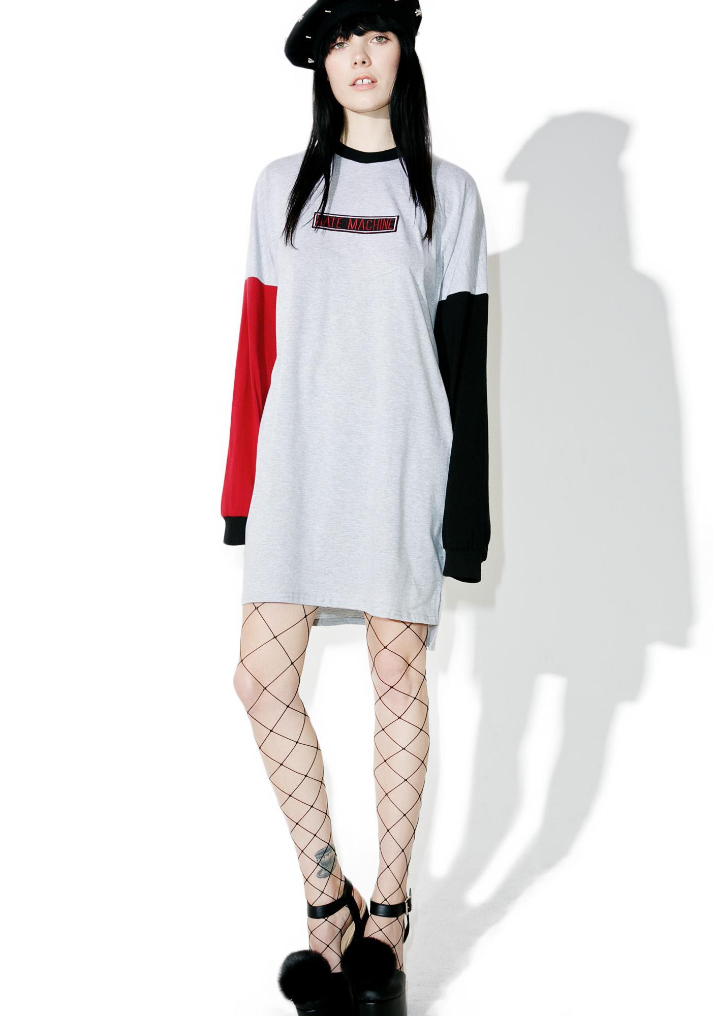 The Ragged Priest Rage Dress