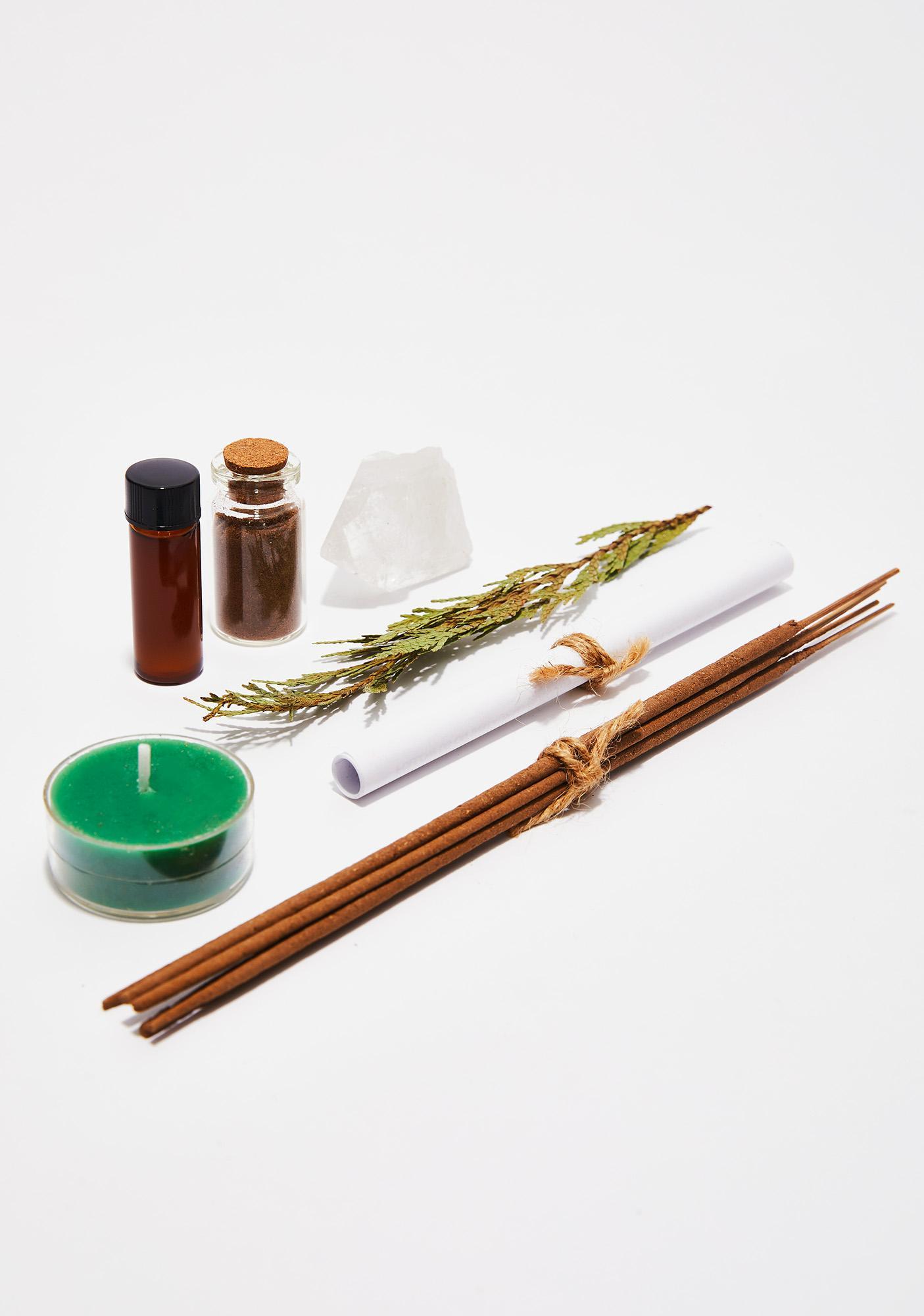 J. SOUTHERN STUDIO Ballin' Incense Kit