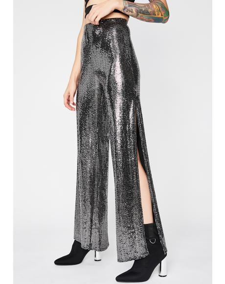 Disco Sass Wide Leg Pants
