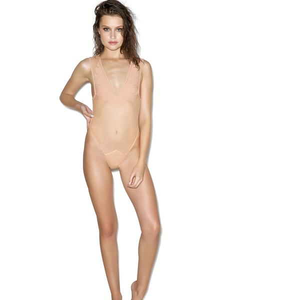 Minimale Animale The Naked Firebird Suit