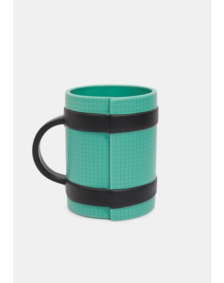Yoga Mat Mug