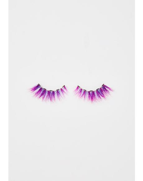 EcstasyX Pink Magnetic Lashes